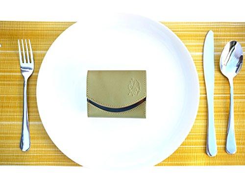 【極小財布・小さい財布】小さいふ ペケーニョ クアトロガッツ Mint ミント
