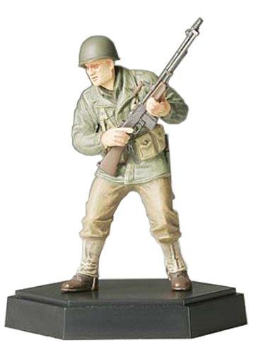 MM フィギュアコレクション 1/35 アメリカ歩兵攻撃 自動小銃手(完成品) 26010