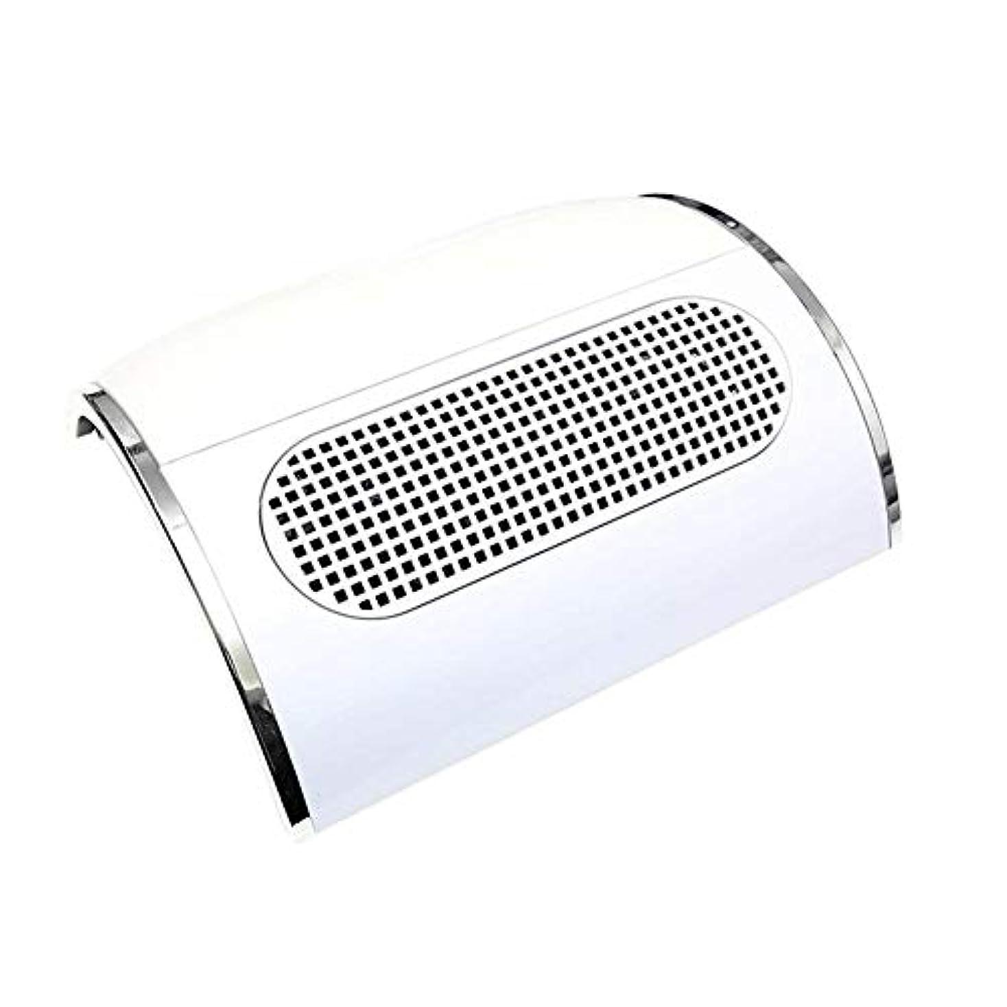 喜ぶ羊のフラスコネイル掃除機吸引ダストコレクターネイルドライヤー機で2袋サロンマニキュアペディキュア指アートツール