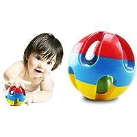 Studyset 3点セット 赤ちゃん 早期教育玩具 大音量ジングルボール アニメ クマ ガラガラガラ 幼児 知育玩具