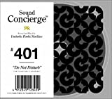 Sound Concierge #401 Do Not Disturb