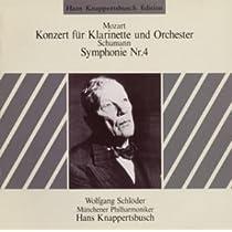 モーツァルト:クラリネット協奏