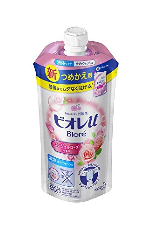 適応的疼痛間接的ビオレu エンジェルローズの香り つめかえ用