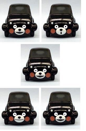 【トミカ】トミカ くまモン Collection(コレクション)BOX販売(1BOX:10個入り)タカラトミー130125