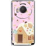 CaseMarket 【ポリカ型】 docomo LUMIX Phone P-02D ポリカーボネート素材 ハードケース [ お菓子の家 ]