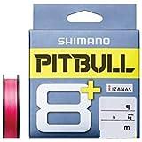 シマノ(SHIMANO) PEライン ピットブル8+ 0.4号~2.0号 150m/200m 5カラー/トレーサブルピンク
