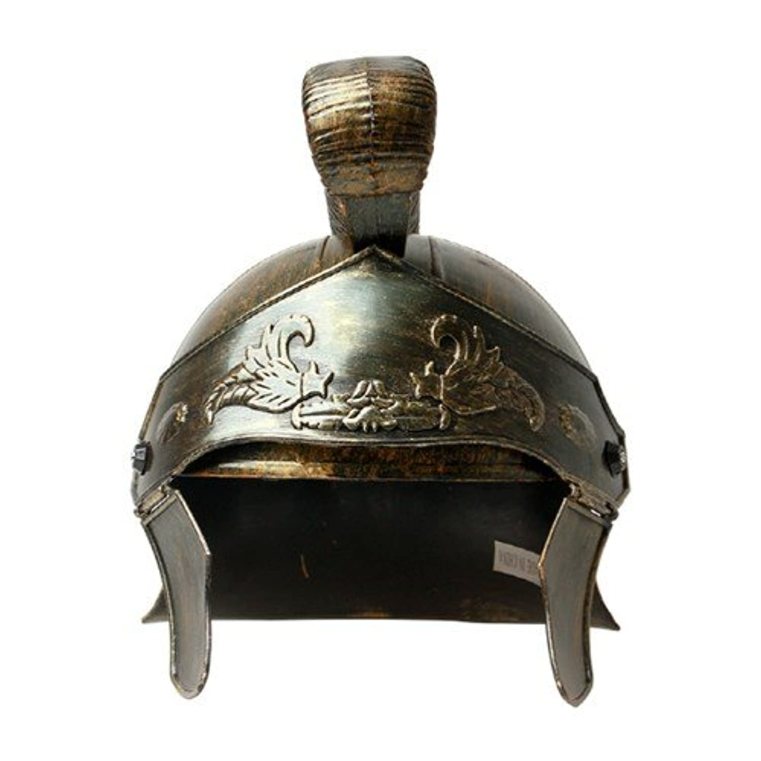 Fun Party Toy - Medieval warrior helmet [Gold]
