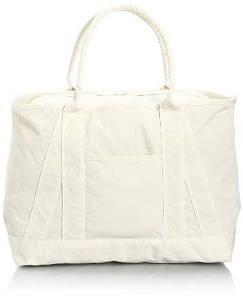 Konbu-N Tote Bag XL 1332-699-4067: Off-White