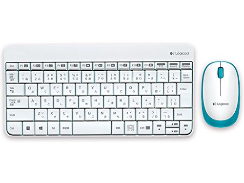 ロジクール ワイヤレスコンボ ホワイト MK240SWH