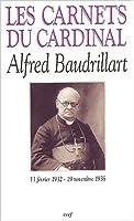 Les carnets du cardinal alfred baudrillart 1932-1935