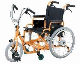 【車椅子】・足こぎ3輪車いす イーストライダー [FH20S]