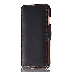 iPhone6/6s ブック・レザーケース ブラック RT-P7LBC1/B