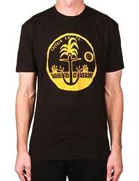 CAPTAIN FIN キャプテンフィン 半袖 Tシャツ プリントTシャツ GRAVEYARD PREMIUM S S TEE - BLACK