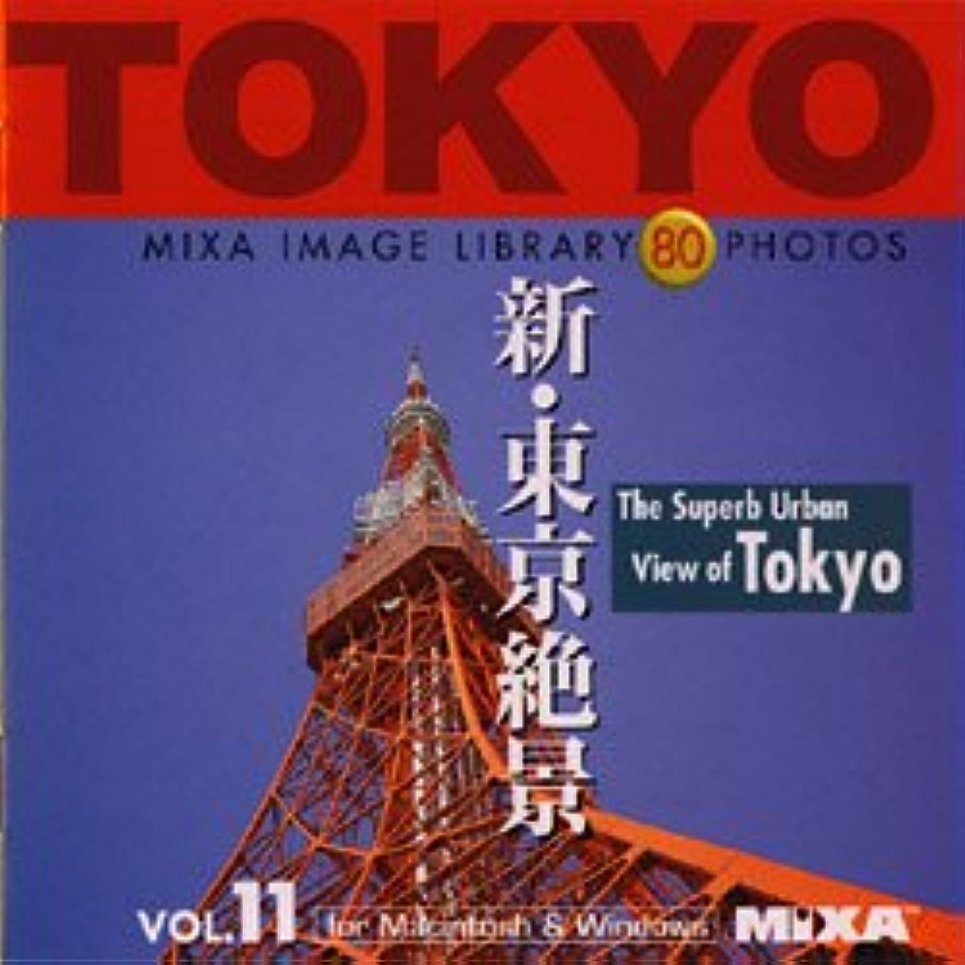 闇垂直甘美なMIXA IMAGE LIBRARY Vol.11 新?東京絶景