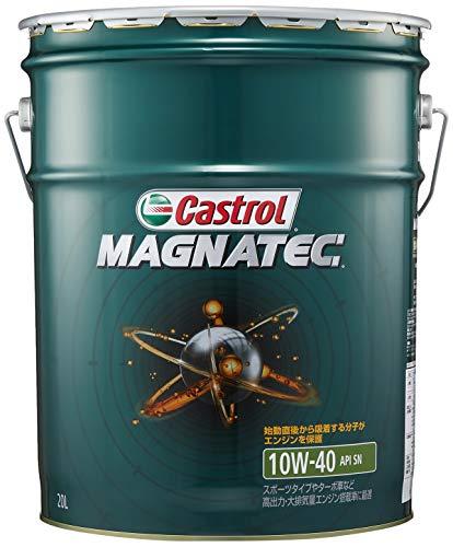 カストロール エンジンオイル MAGNATEC 10W-40...