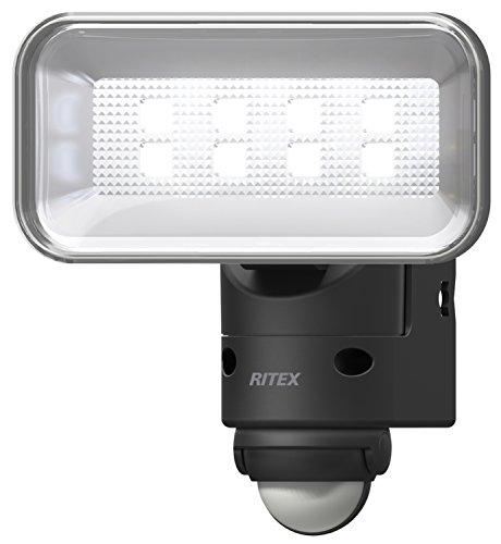 """[해외]무사시 RITEX LED 센서 라이트 (5W 와이드) 「콘센트 식 """"방수 형 LED-AC105/Musashi RITEX LED sensor light (5 W wide) """"outlet type"""" rainproof LED - AC105"""