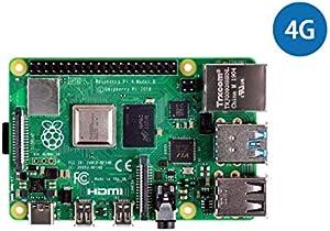 ラズベリーパイ4 コンピューターモデルB 4GB Raspberry Pi 4 Computer Model B