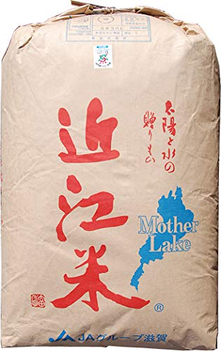 【新米】玄米 5kg 環境こだわり米 無農薬 滋賀 こしひかり (7分づき米に)