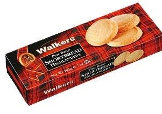 WALKERS SHORTBREAD ショートブレッド ハイランダー #...