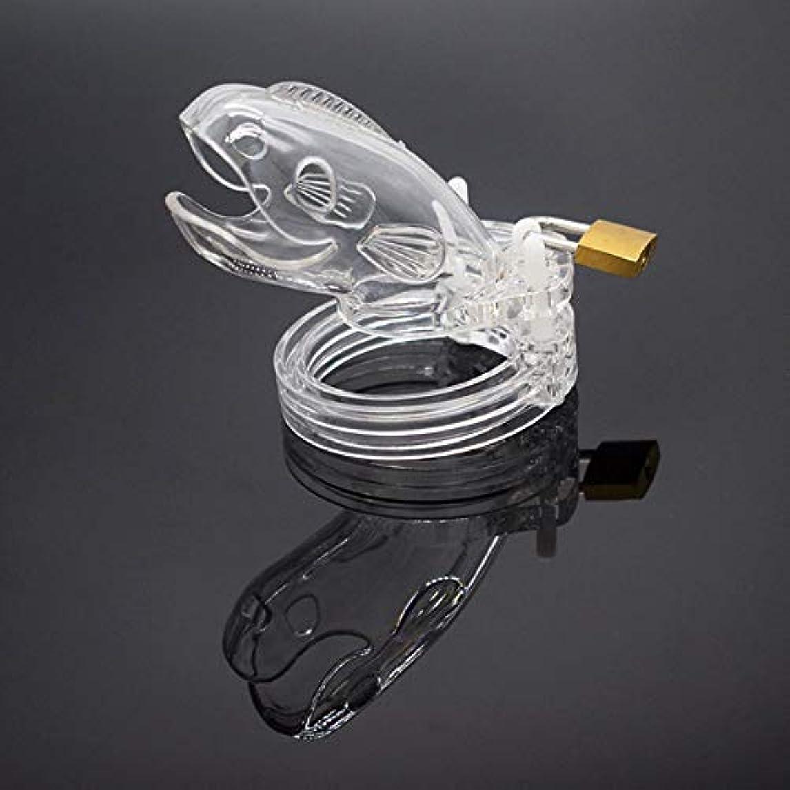 王族創造権利を与えるメンズマッサージケージデバイス、快適な男性透明性と透湿性洗浄装置5サイズで(3.5センチメートル、3.7Cm、4.2センチメートル、4.5センチメートル、4.8Cm)