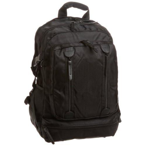 [アーバンロード] URBAN ROAD 【木和田】PC収納可 ビジネスリュック  4946 01 (ブラック)