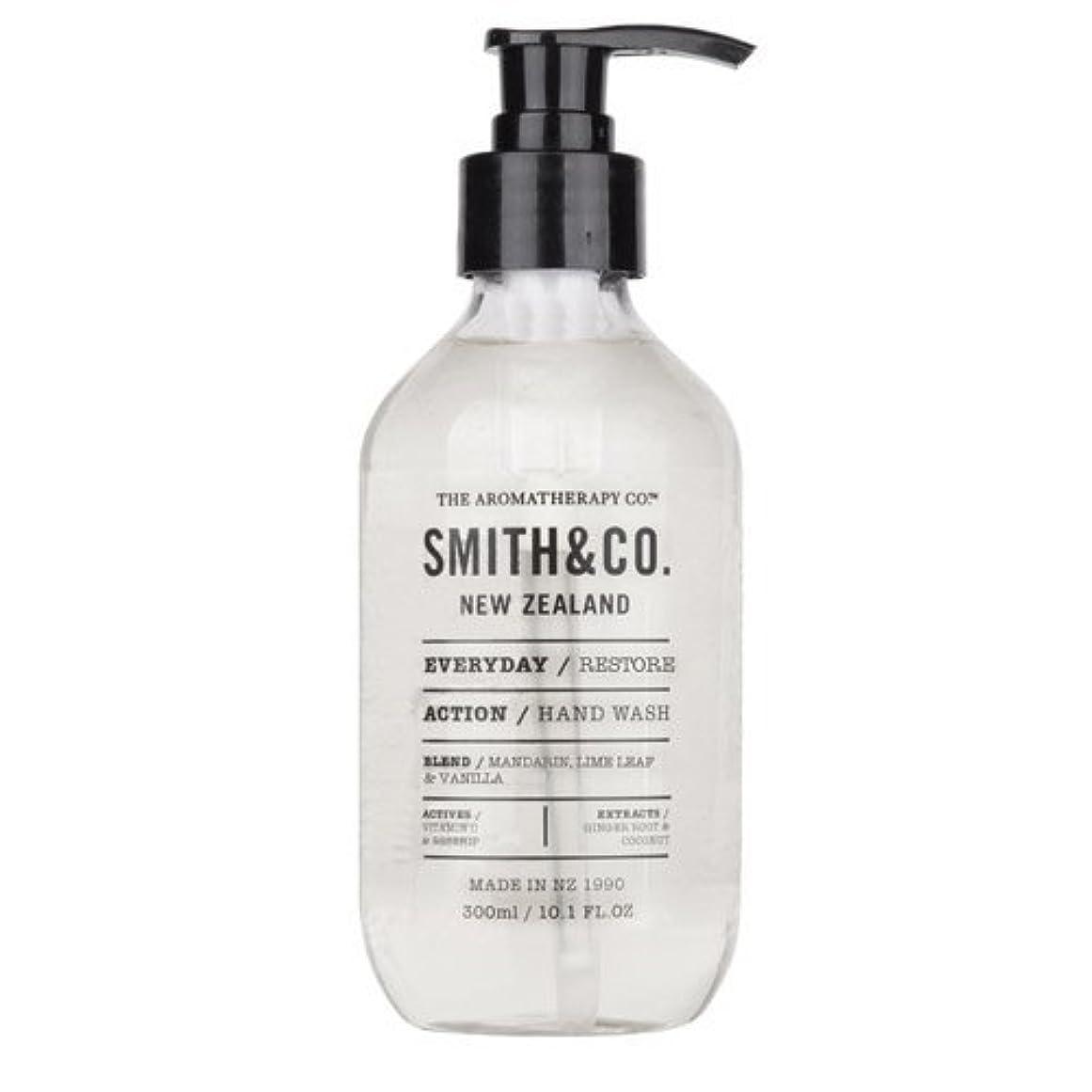 アクロバット寝室農業Smith&Co. スミスアンドコー Hand&Body Wash ハンド&ボディウォッシュ Restore リストア