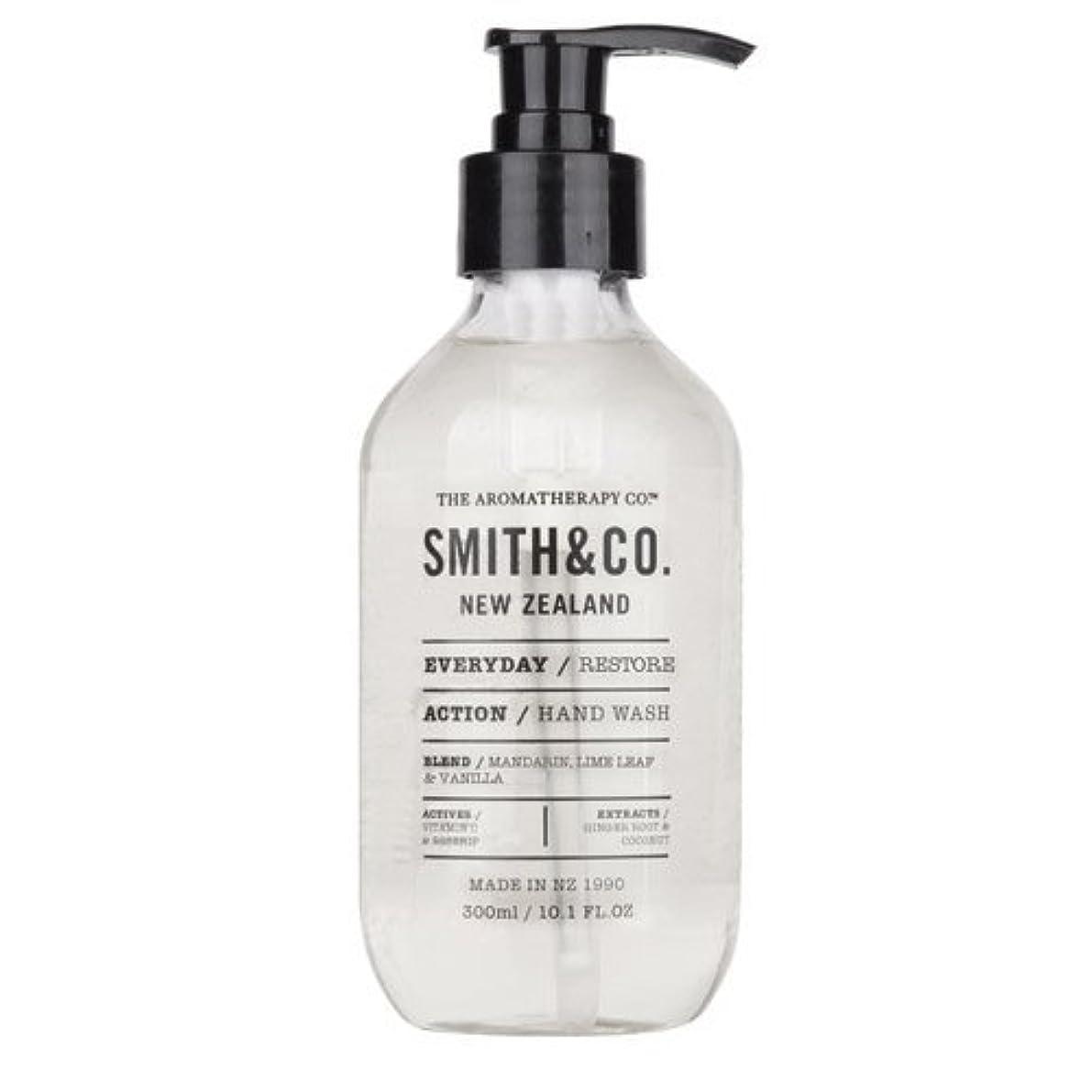 期限切れアクティビティ威信Smith&Co. スミスアンドコー Hand&Body Wash ハンド&ボディウォッシュ Restore リストア