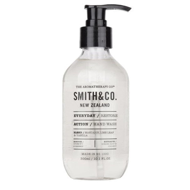 配分鉱石風邪をひくSmith&Co. スミスアンドコー Hand&Body Wash ハンド&ボディウォッシュ Restore リストア