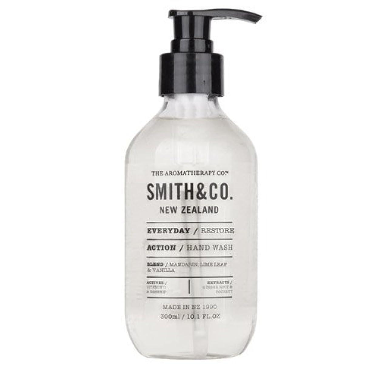 小麦粉読者絡み合いSmith&Co. スミスアンドコー Hand&Body Wash ハンド&ボディウォッシュ Restore リストア