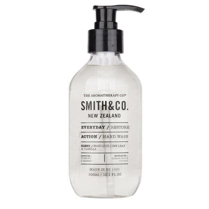 誇張する建物政治的Smith&Co. スミスアンドコー Hand&Body Wash ハンド&ボディウォッシュ Restore リストア
