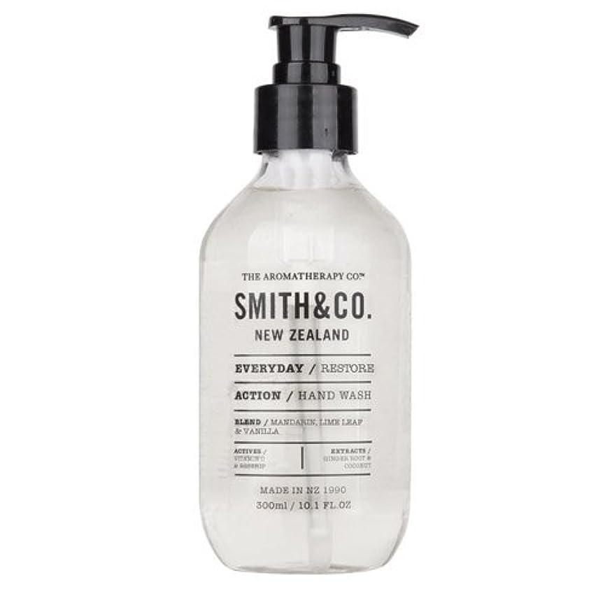 便利さジャンクション検査官Smith&Co. スミスアンドコー Hand&Body Wash ハンド&ボディウォッシュ Restore リストア