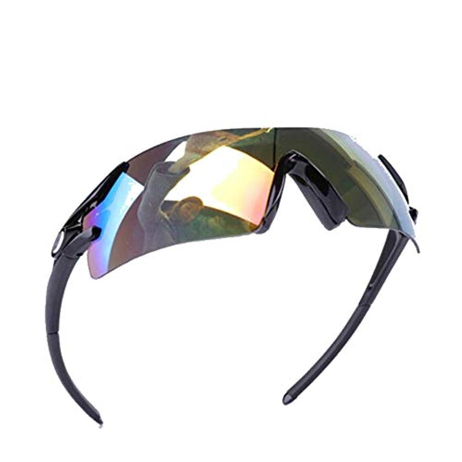 支配的届ける繊維スポーツサングラス アウトドア用サイクリンググラスアウトドア用サイクリンググラスサイクリング用グラス ユニセックスサングラス