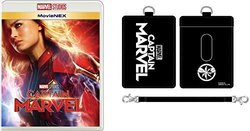 【Amazon.co.jp限定】キャプテン・マーベル MovieNEX(オリジナルパスケース付き)[ブルーレイ+DVD+デジタルコピー+MovieNEXワールド] [Blu-ray]