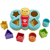 Fisher-Price Butterfly Shape Sorter [並行輸入品]