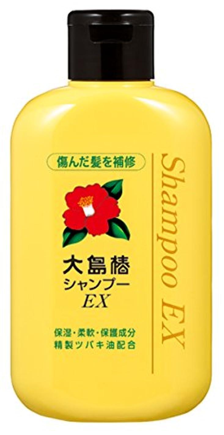 タイトル粘土機動大島椿 EXシャンプー 300mL