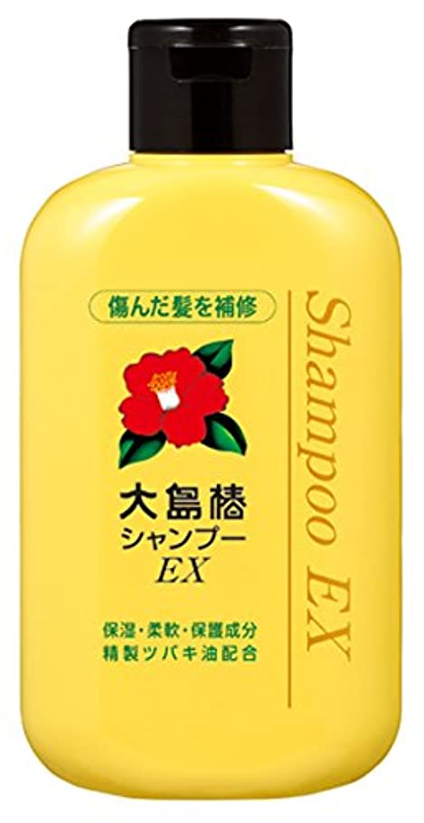 コピー太陽やさしい大島椿 EXシャンプー 300mL