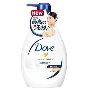 Dove(ダヴ) ボディウォッシュ プレミアム モイスチャーケア ポンプ 500g
