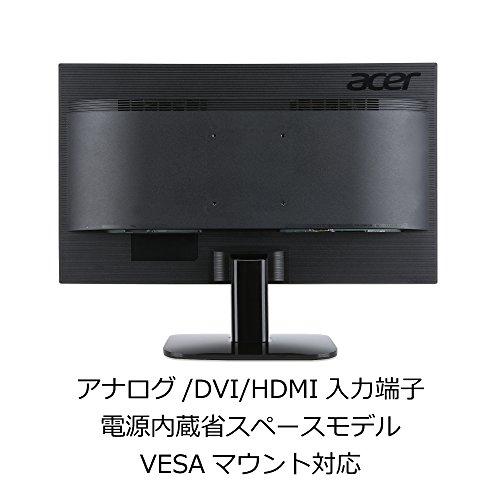 『Acer ディスプレイ モニター KA270Hbid 27インチ/フルHD/4 ms/HDMI端子付』の5枚目の画像