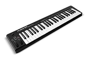 Alesis USB MIDIキーボード 49鍵 Ableton Live Lite付属 Q49