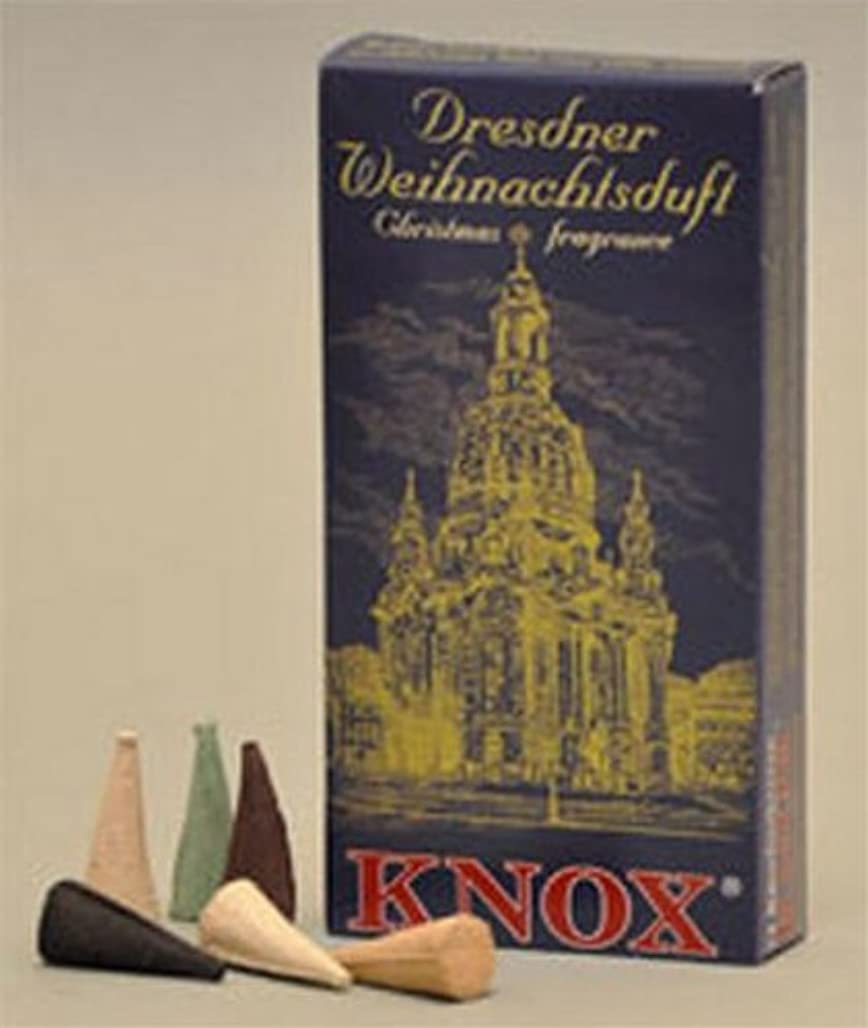 信頼性構造的追放するKnox City Edition – Incense Cones forすべてSmokers 2oz PPT-125-0022