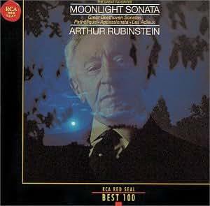 ベートーヴェン : 月光・悲愴・熱情・告別