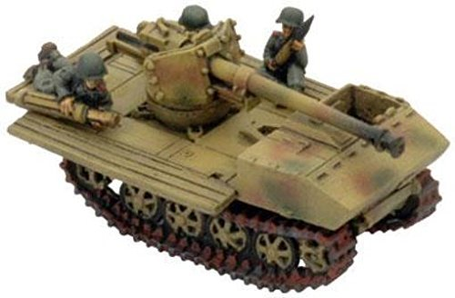 Pak40 Auf RSO German Tank Hunter Platoon - Wargaming - Flames of War by Battlefront [並行輸入品]