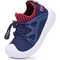 BMCiTYBM Toddler Boys Girls Shoes Walking Tennis Sneakers Mesh Running(Kids/Baby)