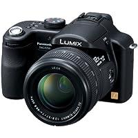 Panasonic デジタルカメラ LUMIX FZ50 ブラック DMC-FZ50-K