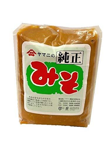 白味噌 国内産丸大豆(米味噌) 手作り天然醸造・無添加醗酵