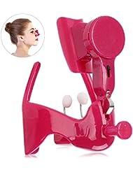 鼻を持ち上げて電気クリップ、鼻整形マッサージブリッジ矯正バイブレーターリフター鼻美容ツール