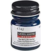 Insignia Blue Testors Acrylic Plastic Model Paint by Testor [並行輸入品]