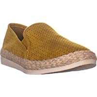 ESPRIT Erin Slip On Flat Espadrilles, Dusty Blue