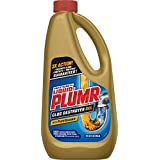 Liquid-Plumr Clog Destroyer Gel with Pipe Guard, 946ml