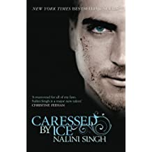 Caressed by Ice: Book 3 (PSY-CHANGELING SERIES)
